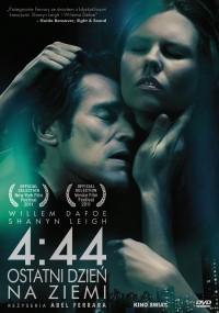 4:44. Ostatni dzień na Ziemi (2011) plakat