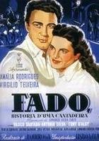 Fado, História d'uma Cantadeira (1947) plakat