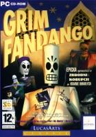 plakat - Grim Fandango (1998)