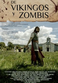 Of Vikings and Zombies (2013) plakat