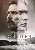 plakat - Hostiles (2017)