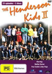 The Henderson Kids II (1987) plakat