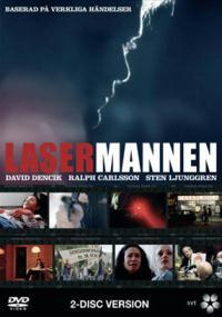 Lasermannen (2005) plakat
