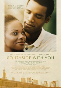 Southside with You (2016) plakat