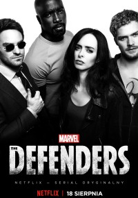 The Defenders (2017) plakat