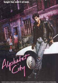 Alphabet City (1984) plakat