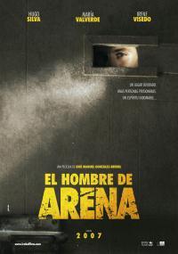 Człowiek z piasku (2007) plakat