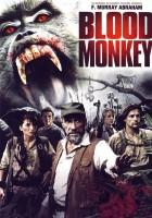 plakat - Krwiożercza małpa (2007)