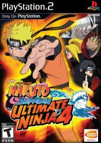 Naruto Shippuden: Narutimate Accel (2007) plakat