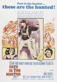 Fate Is the Hunter (1964) plakat