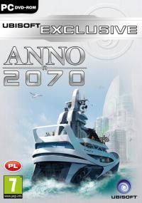 Anno 2070 (2011) plakat