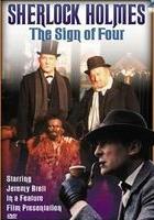 Znak czterech (1987) plakat