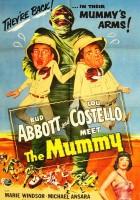 Abbott i Costello spotykają Mumię