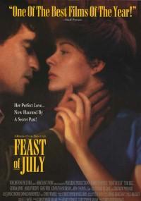 Smaki lipca (1995) plakat