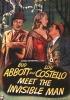 Abbott i Costello spotykają niewidzialnego człowieka