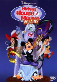 Mickey's House of Villains (2001) plakat