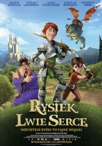 Rysiek Lwie Serce (2013) plakat