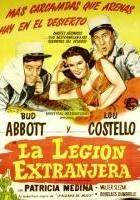 Abbott i Costello w Legii Cudzoziemskiej