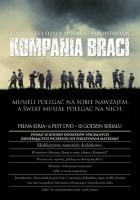 plakat - Kompania braci (2001)