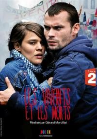 Les Vivants et les morts (2010) plakat