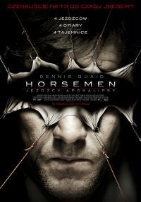 Horsemen - Jeźdźcy Apokalipsy (2009) plakat