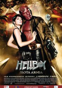 Hellboy: Złota armia (2008) plakat