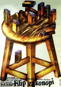 Filip z konopi (1981) plakat