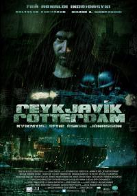 Reykjavik-Rotterdam (2008) plakat