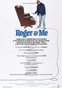 Roger i Ja (1989) plakat