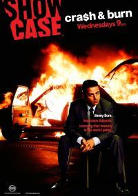 Cra$h & Burn (2009) plakat
