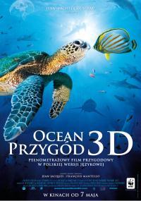 Ocean przygód 3D (2009) plakat