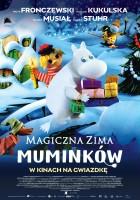 plakat - Magiczna zima Muminków (2017)