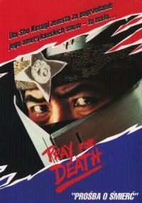 Prośba o śmierć (1985) plakat