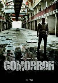 Gomorra (2014) plakat