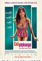 plakat - Coś pięknego (2010)