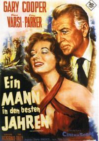 Człowiek, którego już nie ma (1958) plakat