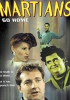 Marsjanie do domu (1989) plakat