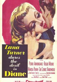 Diane (1956) plakat