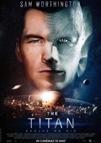 The Titan (2018) plakat