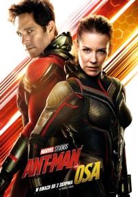 Ant-Man i Osa (2018) plakat