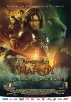 plakat - Opowieści z Narnii: Książę Kaspian (2008)