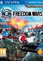 plakat - Freedom Wars (2014)