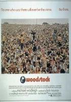 Woodstock (1970) plakat