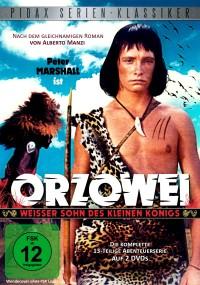 Orzowei, il figlio della savana (1977) plakat