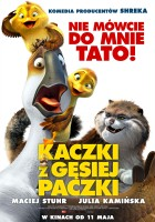 plakat - Kaczki z gęsiej paczki (2018)
