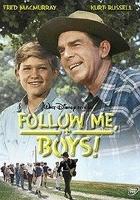 Za mną chłopcy! (1966) plakat