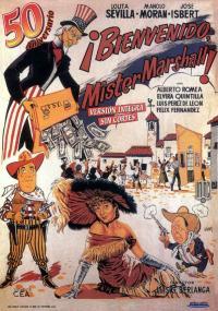 Witaj nam, Mr. Marshall (1953) plakat