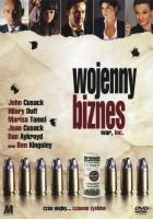 plakat - Wojenny biznes (2008)