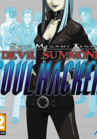Devil Summoner: Soul Hackers (1998) plakat