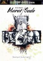 plakat - Marat/Sade (1967)
